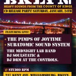 BrooklynRadio and Bastard Jazz Party