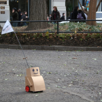 Robot Art Proves New Yorkers Have a Heart!