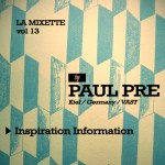 New Paul Pre Mix - La Mixette 13