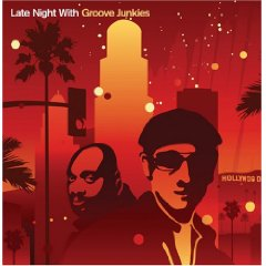 New Groove Junkies Mix CD