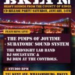 BrooklynRadio and Bastard Jazz Party