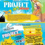Hennessy Black presents Project Art