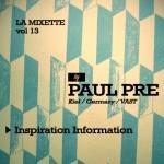 New Paul Pre Mix - La Mixette 13