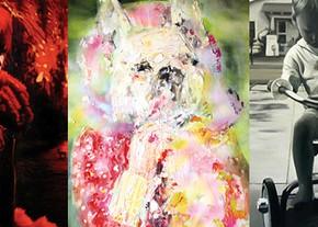 Weekend Art - Cerasoli Gallery Presents: Glamour and Gloom