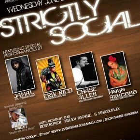 Strictly Social - June 25th