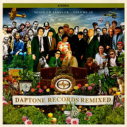Win A Copy of Scion cd 19 - Daptone Records Remixed